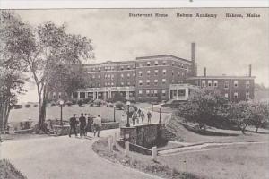 Maine Hebron Sturievant Home Hebron Academy Albertype