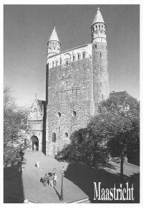 Netherlands Maastricht, O.L Vrouwebasiliek Basilica
