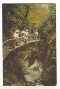 Gorges Du Sterroz, Galeries, Aix-les-Bains (Savoie), France, 1900-1910s