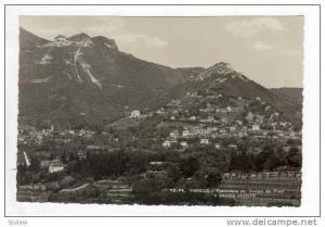 RP  VARESE - Funicolare del Campo dei Fiori e SACRO MONTE, Italy, 1950s