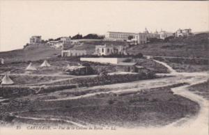 Tunisia Carthage Vue de la Colline de Byrsa