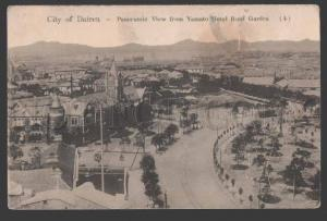 114217 CHINA City of DAIREN Dalian from YAMATO HOTEL Vintage