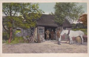 The Old Blacksmith's Shop