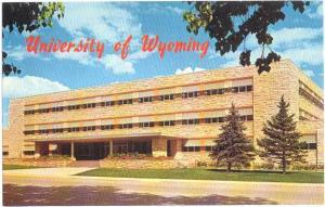 Robinson Coe Library & School of American Studies U of WY