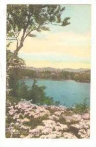 In The Shawangunk Mountains, Lake Minnewaska, Ulster County, New York, 1900-1...