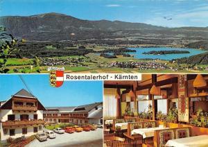 Muehlbach im Rosental Faakerseemotiv, Pension Rosentalerhof Gasthaus Auto Cars
