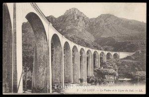 Le Loup - Le Viaduc et la Ligne du Sud