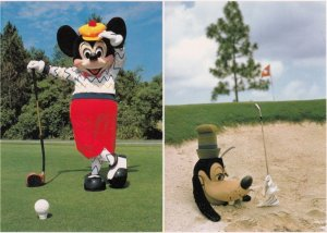 GOLF , Walt Disney , 60-80s