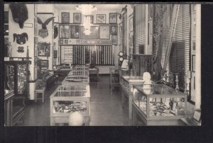 Interior,Union Pacific Museum,Omaha,NB