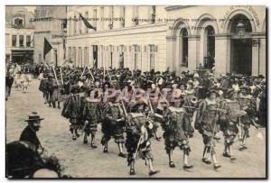 Belgium - Belgien - Belgium - Tournai - Tournai Cortege 1513 1913 - Old Postcard
