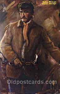Earp Western Cowboy, Cowgirl Postcard Postcards  Earp