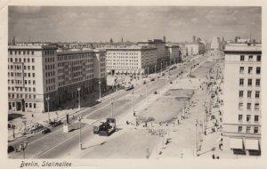 RP: BERLIN , Germany , 1955 ; Stalinallee