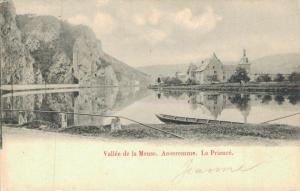 Belgium Vallée de la Meuse, Anseremme. Le Prieuré 02.81