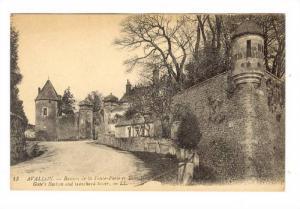 Gate's Bastion & Gauchard Tower, Avallon (Yonne), France, 1900-1910s