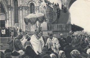 LOURDES , France , 1962 , Benediction des Malades