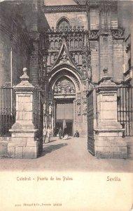 Catedral, Puerta de los Palos Sevilla Spain Unused