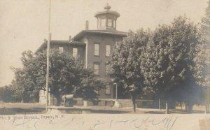 RP; PERRY , New York , 1901-07 ; High School
