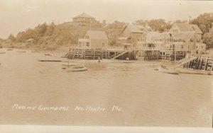 RP: NORTH HAVEN , Maine , 1900-10s ; Marine Chambers