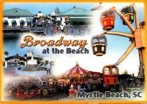 South Carolina Myrtle Beach Broadway At The Beach 2009
