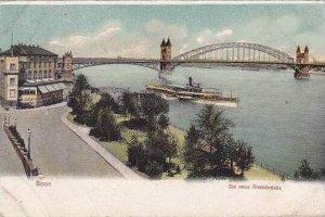 Germany Bonn Neue Rheinbruecke