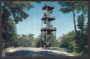 Lookout Tower,Peninsual State Park,Door County,WI