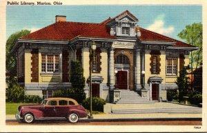 Ohio Marion Public Library