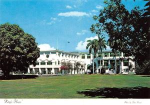 Jamaica King's House Official Residence of the Governor General