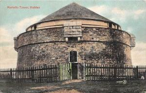 Nova Scotia Halifax    Martello Tower