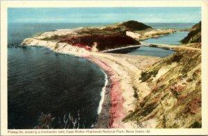 Freshwater Lake Cape Breton Highlands Nat'l Park Nova Scotia Postcard