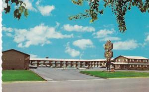 NIAGARA FALLS, Ontario, Canada, 40s-60s; Carriage House Motor Lodge