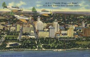 Opalocka Station Miami FL Unused