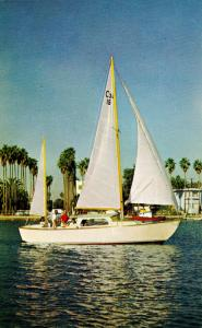 MARC C30 - Motor Sloop or Yawl (Sailing, Boating)