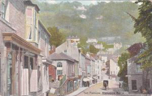 The Parade , MATLOCH BATH , Derbyshire , England , PU-1905 ; TUCK # 4916