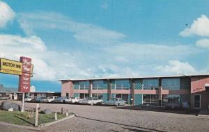 West View Motor Inn , HANNA , Alberta , Canada , 50-60s