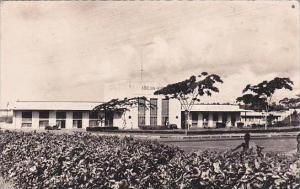 Cote D'Ivoire Ivory Coast Abidjan La Gare Lagune 1950s