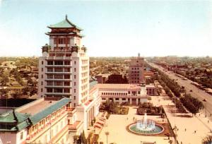China Cultural Palace of the Ntaionalities  Cultural Palace of the Ntaionalities