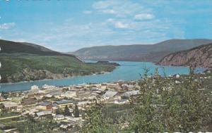 Klondike Gold Mining Area, DAWSON CITY, Yukon, Canada, 40-60's