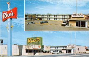 7403  TX  Amarillo   Rice´s Motel