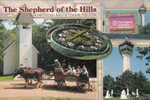 Missouri Branson Shepherd Of The Hills Homestead and Theatre