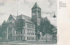 Iowa Cedar Rapids High School