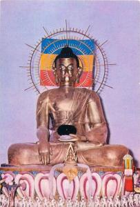 Buddha Temple Lumbini Nepal