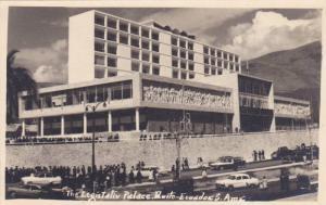 RP; Legistativ Palace ,Quinto , Ecuador , 50s