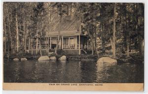 Grand Lake, Danforth ME