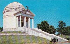 Illinois Memorial Vicksburg National Military Park Vicksburg Mississippi
