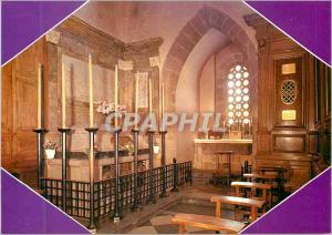 Modern Postcard Mont Sainte Odile (Bas Rhin) Chapel of the Tomb of St. Odile