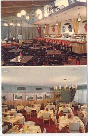Country Gentleman Restaurant Saratoga Springs Ny Hippostcard