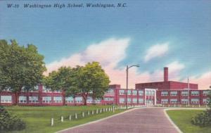 North Carolina Washington High School