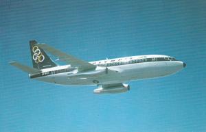 Olympic Airways Boeing 737-200