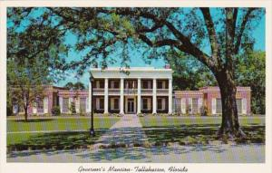 Florida Tallahassee Governor's Mansion