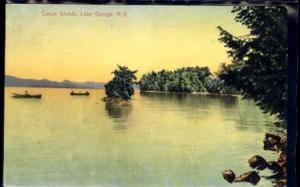 Canoe Island, Lake George NY